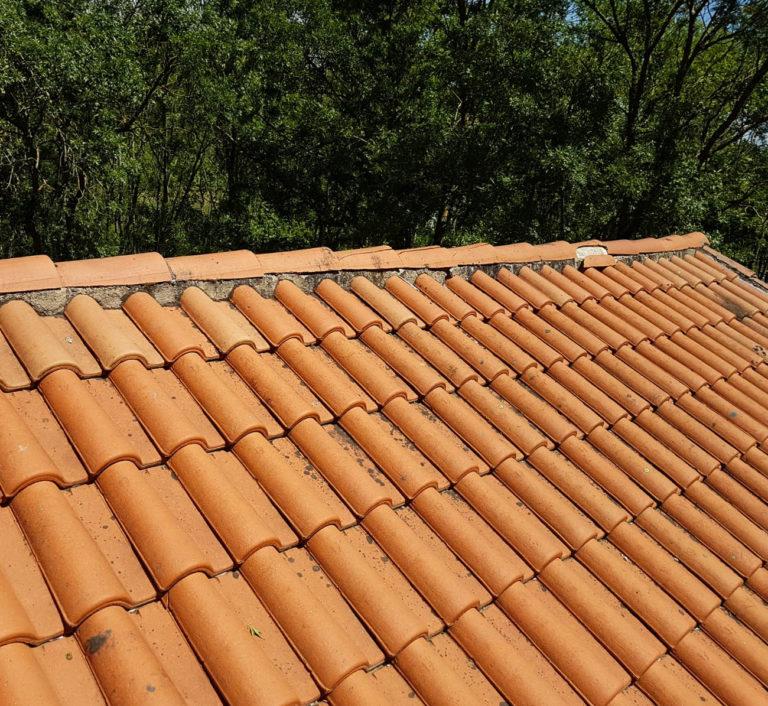 Entretien toiture Agen couvreur marmande
